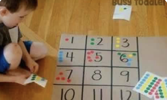 Math: Number boxes
