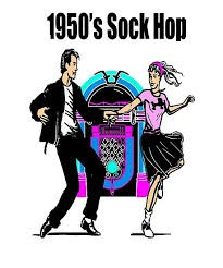Sock Hop Tickets on Sale  3/25 and 3/26