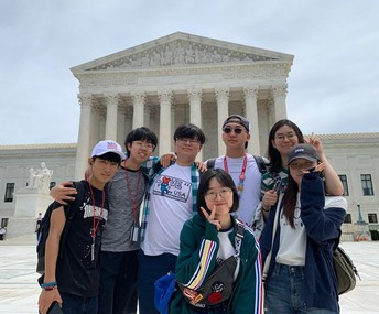 CDS Visits Washington DC!