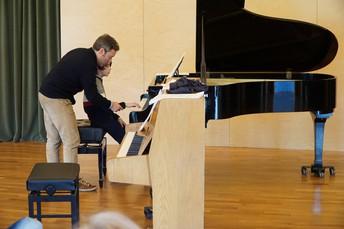 CURS INTENSIU PIANO DANIEL LIGORIO
