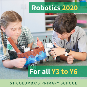 Coding and Robotics for Years 3 to 6
