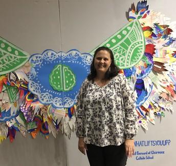 Marcie Kenyon, Art Teacher