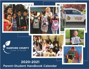 2020-2021 Parent-Student Handbook Calendar