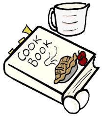 Parcells Community Cookbooks