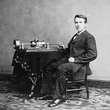 Edison's first great invention