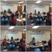 7th Graders Teaching