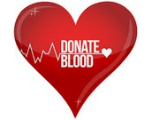 Donate Blood and Get a Free T-shirt!