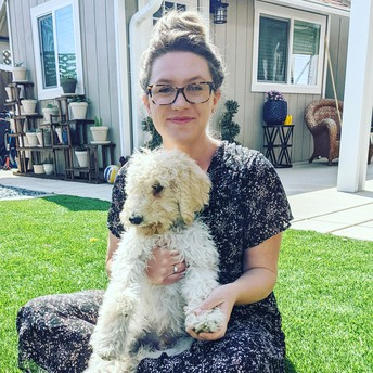 Heather Downey, Your Newly Poodle-Obsessed Realtor