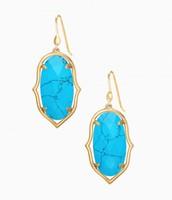 Amala Turquoise Earrings