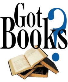 Books Needed for Library