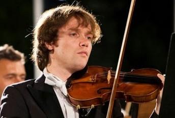 Felipe Rodríguez, violí - Trío Arriaga