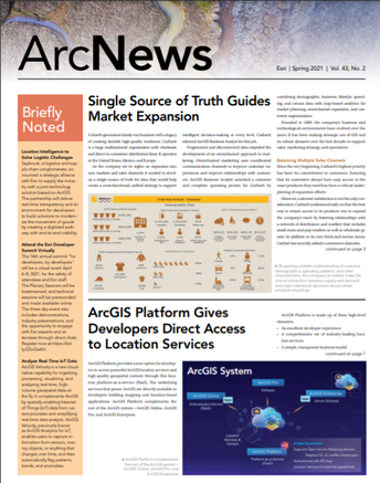 What is ArcNews?