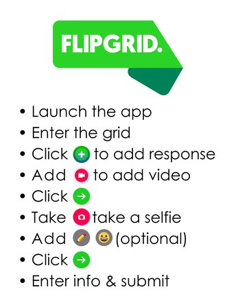 Panthers Read on Flipgrid
