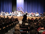 Ryan School Visit for Peter and the Starcatcher