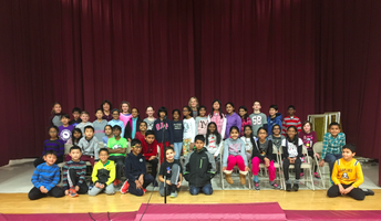 All BSES Spelling Bee Participants