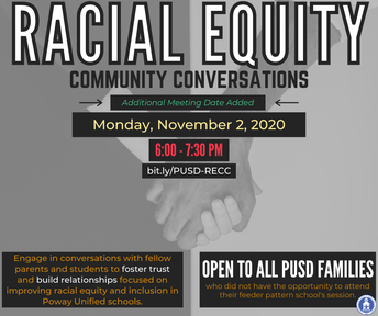 UPDATE: Racial Equity and Inclusion