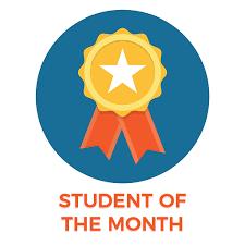 Más estudiantes del mes para celebrar: ¡abril!