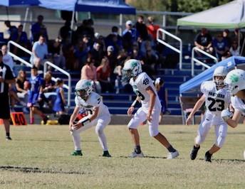 Varsity Football Action