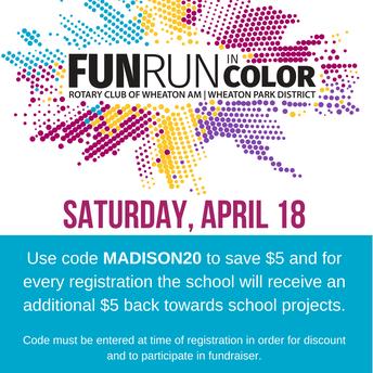 Calling all Madison Fun Run fans!