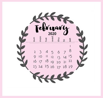 Important February Dates