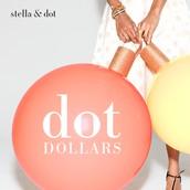Earn Dot Dollars Starting TODAY!!!