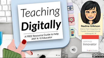 Distance Learning Resource from Nadine Gilkison