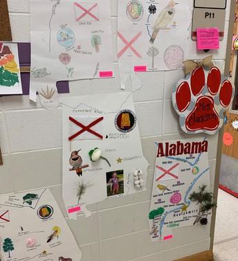 Alabama History projects