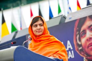 MALALA YOUSAFZAI'S NOBEL PEACE PRIZE LECTURE