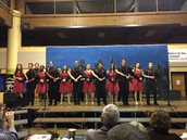 AWESOME Choir Dinner Concert
