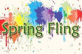 Spring Fling UPDATE!