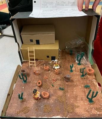 Grade 5 Native American Villages