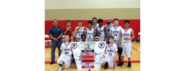 7th grade basketball players