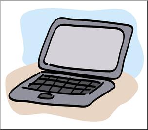 School-Issued Laptops