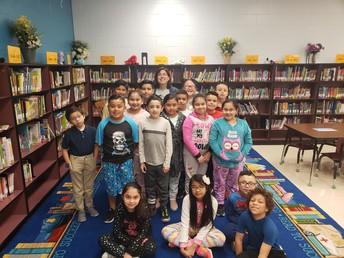 Congratulations to Mrs. Vera's 3rd Grade Class!