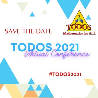 2021 TODOS CONFERENCE (Jun. 21-23)