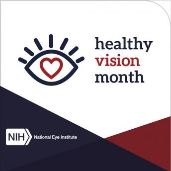 May is National Healthy Vision Month