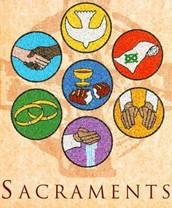 Sacraments!!!