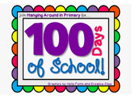 Friday, February 7, 2020....is the 100th Day of School