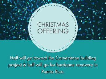 Special Christmas Offering