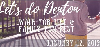 Walk for Life, January 12