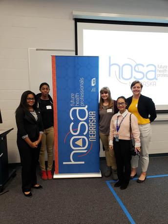 HOSA Fall Leadership Academy