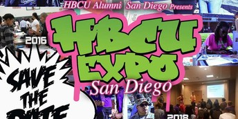 Historically Black Colleges and Universities (HBCU) Expo San Diego