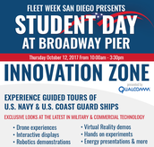 Student Day at Broadway Pier [OCT. 12]