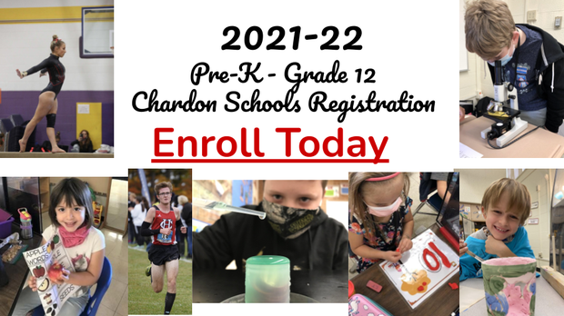 Variety of Chardon Student Photos - Classroom, Athletics, & Art