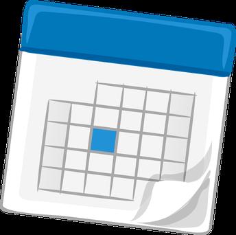 Region 12 Calendar