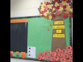 Fall/Math Bulletin Board