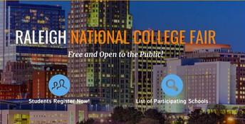 Raleigh National College Fair