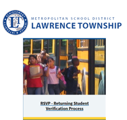 RSVP - Returning Student Verification Process