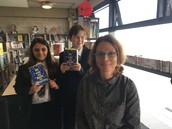 Author Visit to Corby Business Academy