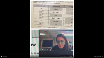 Virtual Instruction in Mathematics (Ms. Suban)